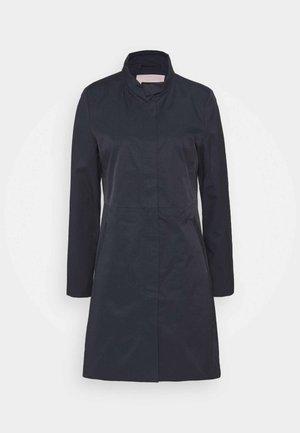 CARVIN - Short coat - dark navy