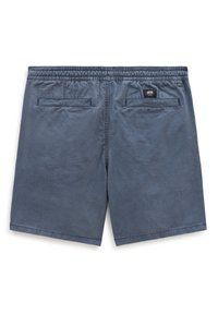 Vans - MN RANGE SALT WASH SHORT - Shorts - dress blues - 1