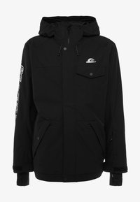 Quiksilver - IN THE HOOD - Laskettelutakki - black - 6