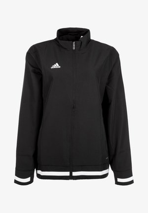 Sports jacket - black/white