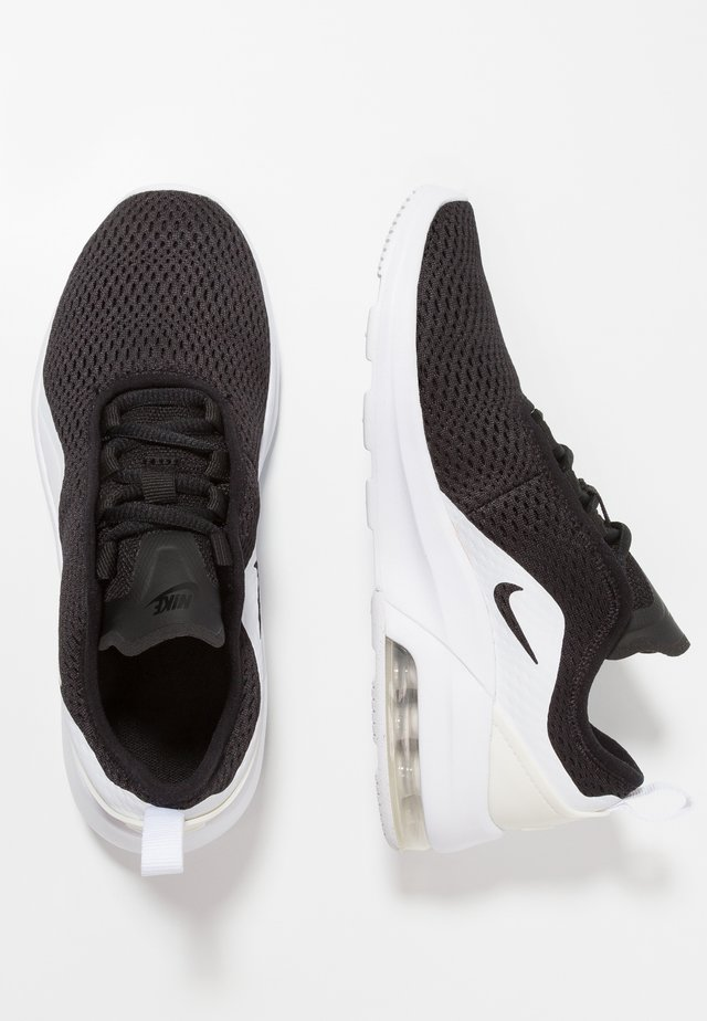 AIR MAX MOTION 2  - Tenisky - black/white