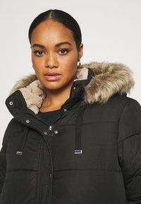Vero Moda Curve - VMSKYLAR JACKET - Winter coat - black - 3