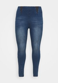 Simply Be - Jeggings - mid blue - 3