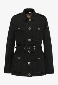 DreiMaster - Short coat - schwarz - 4