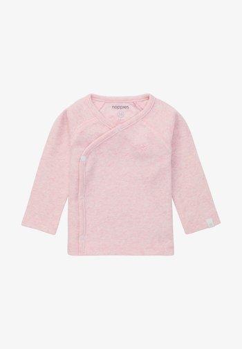 NANYUKI - Longsleeve - light pink