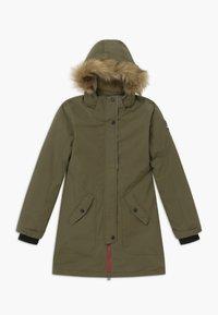 Killtec - BANTRY GRLS - Winter coat - khaki - 0