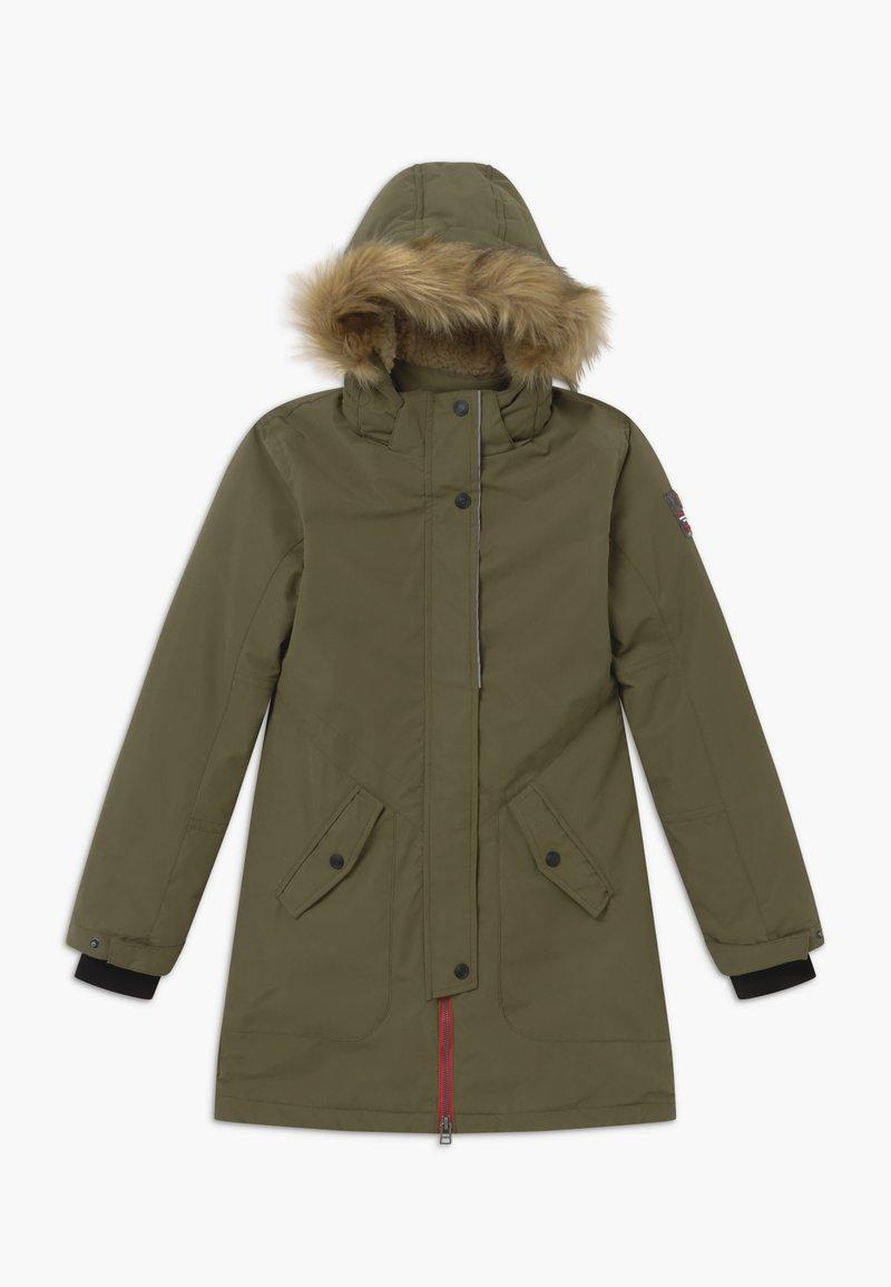 Killtec - BANTRY GRLS - Winter coat - khaki
