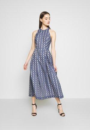 Sukienka koktajlowa - blau