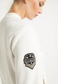 DreiMaster - Zip-up sweatshirt - wollweiss - 3