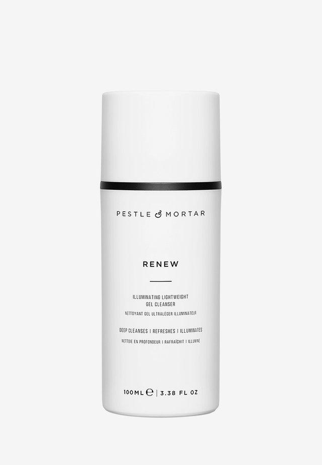 RENEW GEL CLEANSER 100ML - Nettoyant visage - -