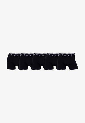 5 PACK - Underkläder - schwarz