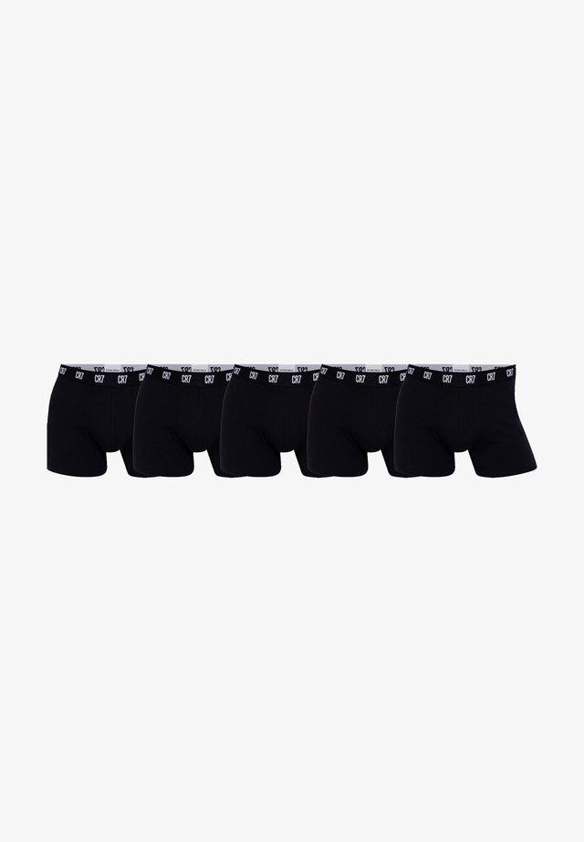 5 PACK - Pants - schwarz