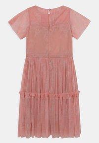 Anaya with love - RUFFLE DRESS - Vestido de cóctel - pink shadow - 1