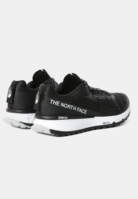 The North Face - M ULTRA SWIFT - Neutral running shoes - black/white - 1