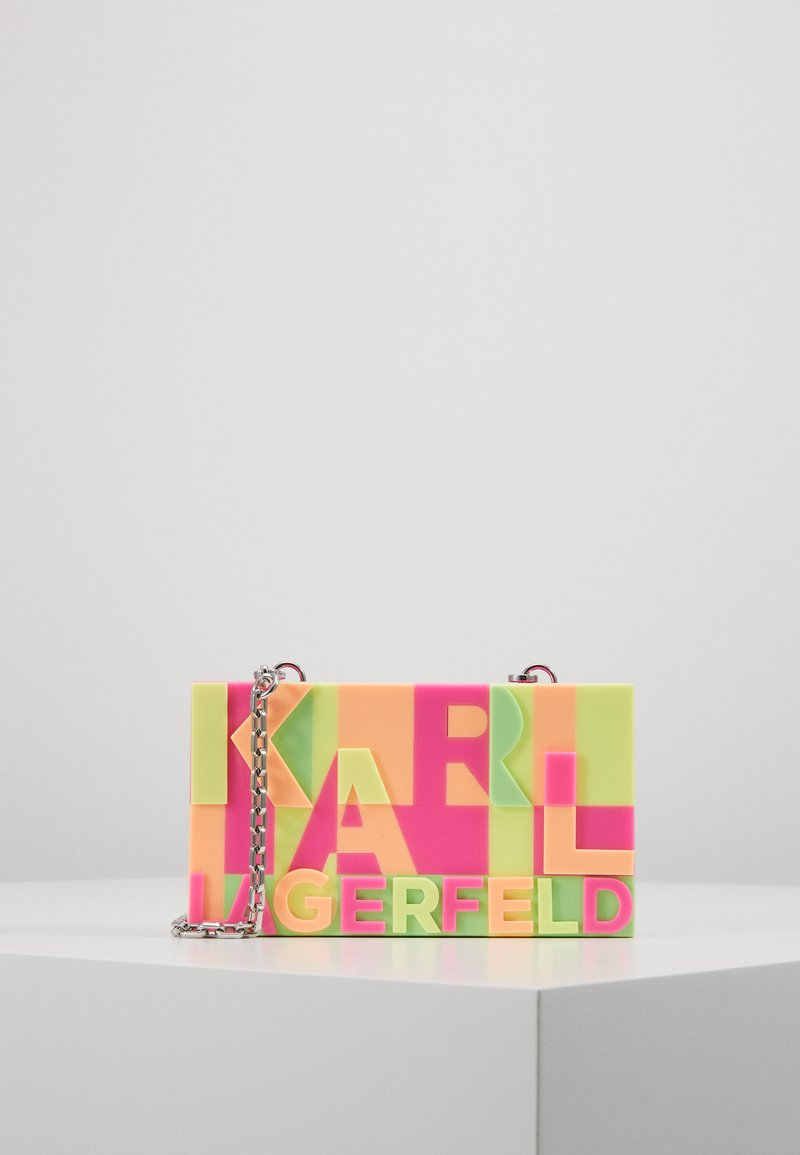 KARL LAGERFELD - NEON MINAUDIERE - Clutch - multi-coloured
