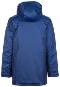 adidas Performance - CORE 18 STADIUM FILLED - Regnjakke / vandafvisende jakker - dark blue / white - 1