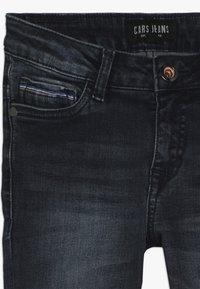 Cars Jeans - DIEGO - Skinny džíny - blue black - 4