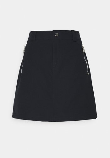 ILOLA - Sports skirt - dark blue