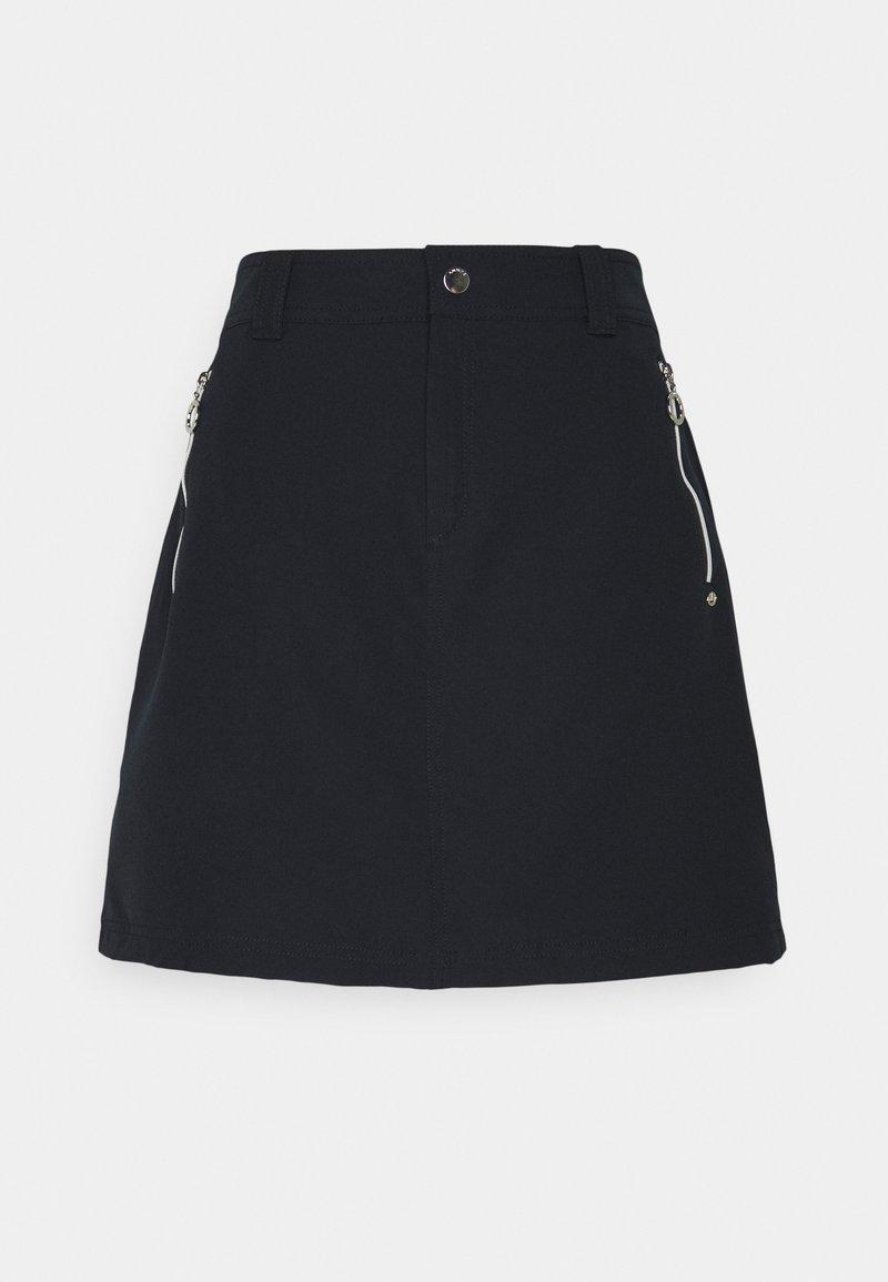 Luhta - ILOLA - Sports skirt - dark blue