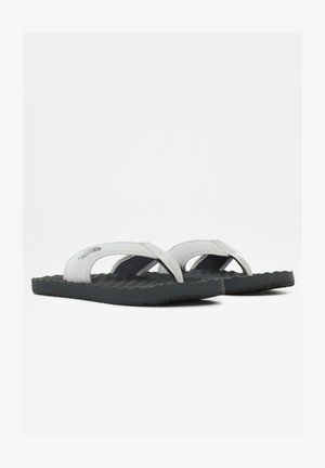 M BASE CAMP  II - T-bar sandals - mottled grey