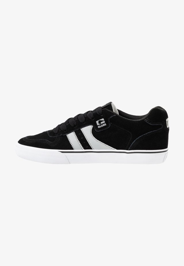 ENCORE-2 - Skateboardové boty - black/light grey
