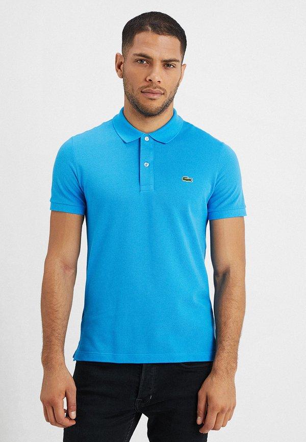 Lacoste Koszulka polo - blue royal/błękit krÓlewski Odzież Męska SLIN