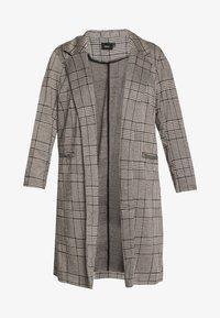 MVIDA - Classic coat - brown