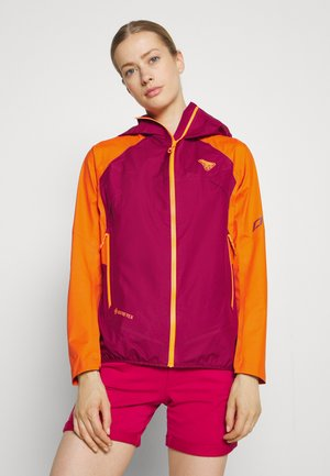 TRANSALPER  - Chaqueta Hard shell - beet red