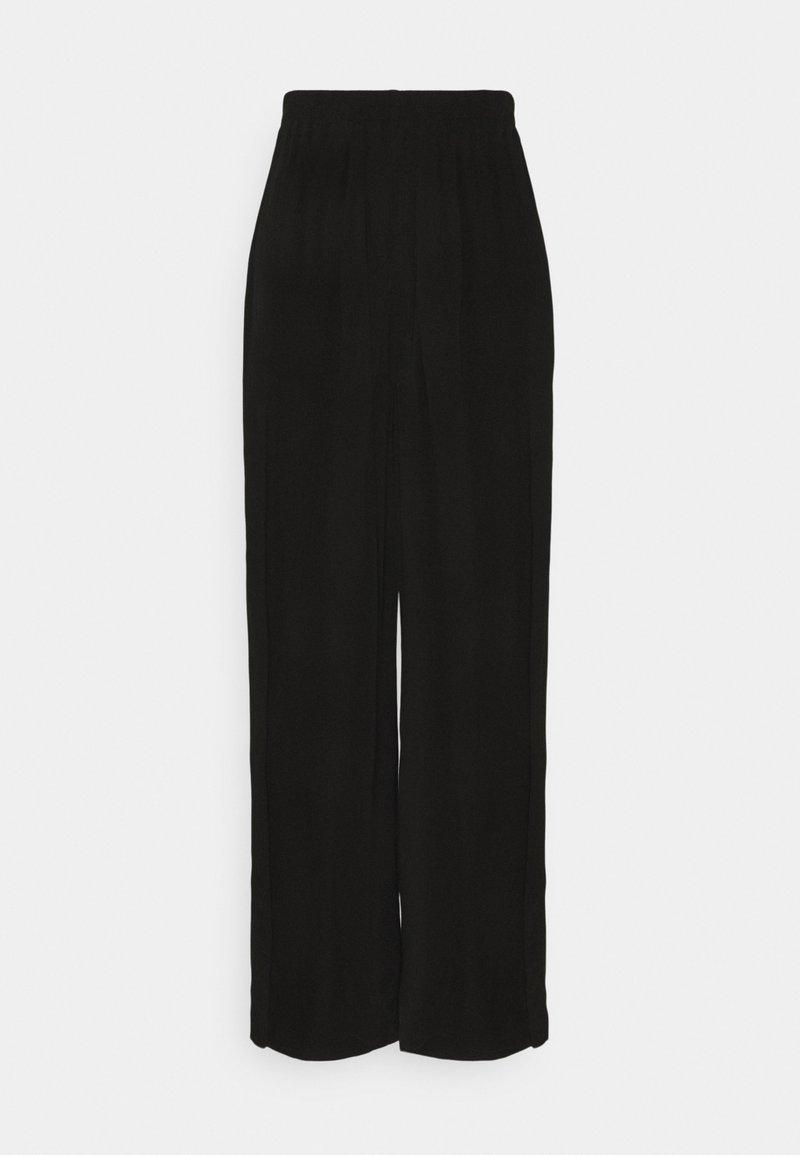 Samsøe Samsøe - GEDIONE TROUSERS - Trousers - black