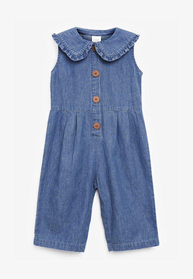 Tuta jumpsuit - blue denim