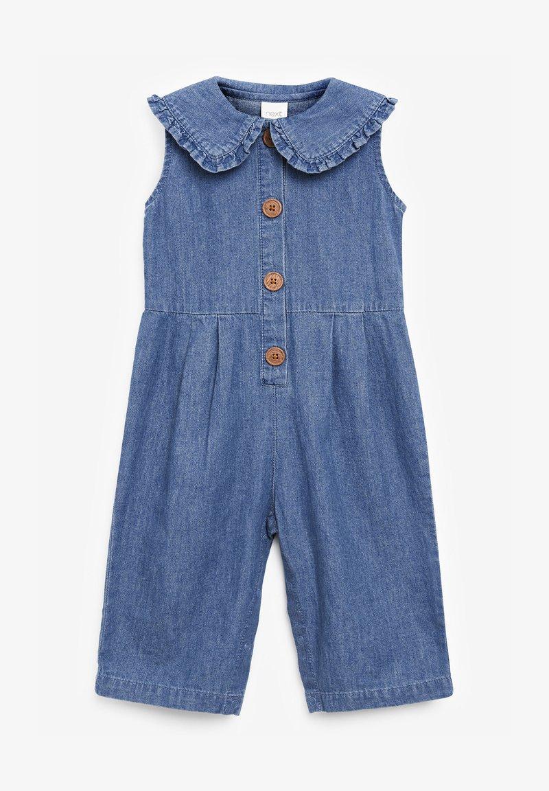 Next - Jumpsuit - blue denim