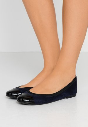 SHADE ANGELIS - Ballet pumps - navy blue