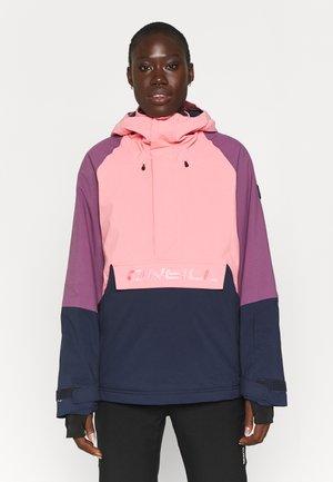 ORIGINALS ANORAK - Snowboard jacket - conch shell