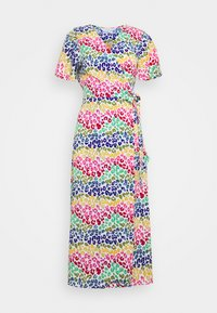 Never Fully Dressed - LUCIA RAINBOW WRAP DRESS - Maxi dress - multi - 4