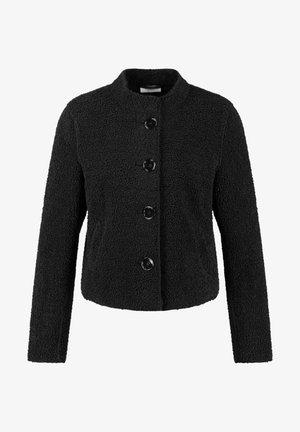 LANGARM - Fleece jacket - schwarz