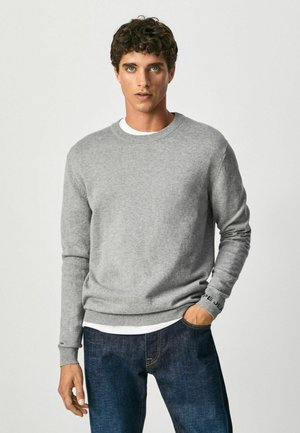 ANDRE - Sweter - gris marl