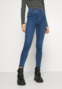 New Look - LIFT AND SHAPE - Jeggings - mid blue - 0