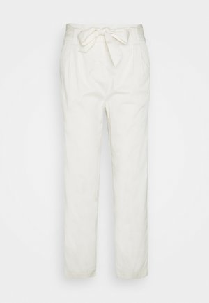 PAPERBAG - Trousers - ice