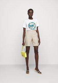 MICHAEL Michael Kors - GRAPHIC  - Print T-shirt - white - 1