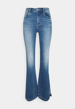 FLARES - Flared Jeans - light blue