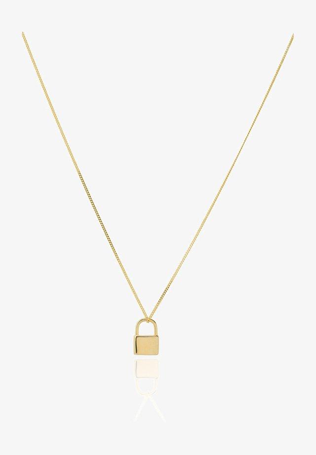 Necklace - plata