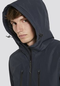 TOM TAILOR DENIM - MIT KAPUZE - Light jacket - sky captain blue - 2