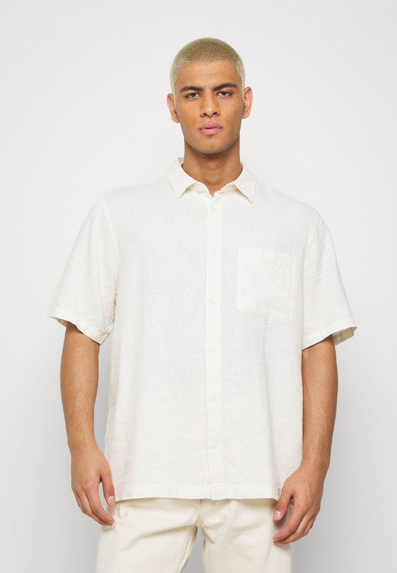 Weekday - RANDY SHIRT - Chemise - white