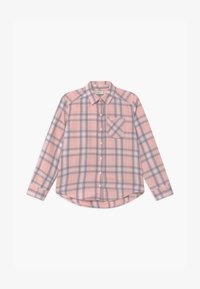 Abercrombie & Fitch - Button-down blouse - pink plaid - 0