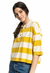 Quiksilver - Polo shirt - lemongrass modern day - 3