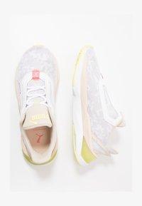 Puma - LQDCELL SHATTER  - Sports shoes - white/tapioca - 1