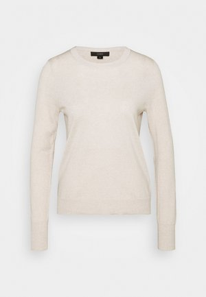 MARGOT CREWNECK - Sweter - flax