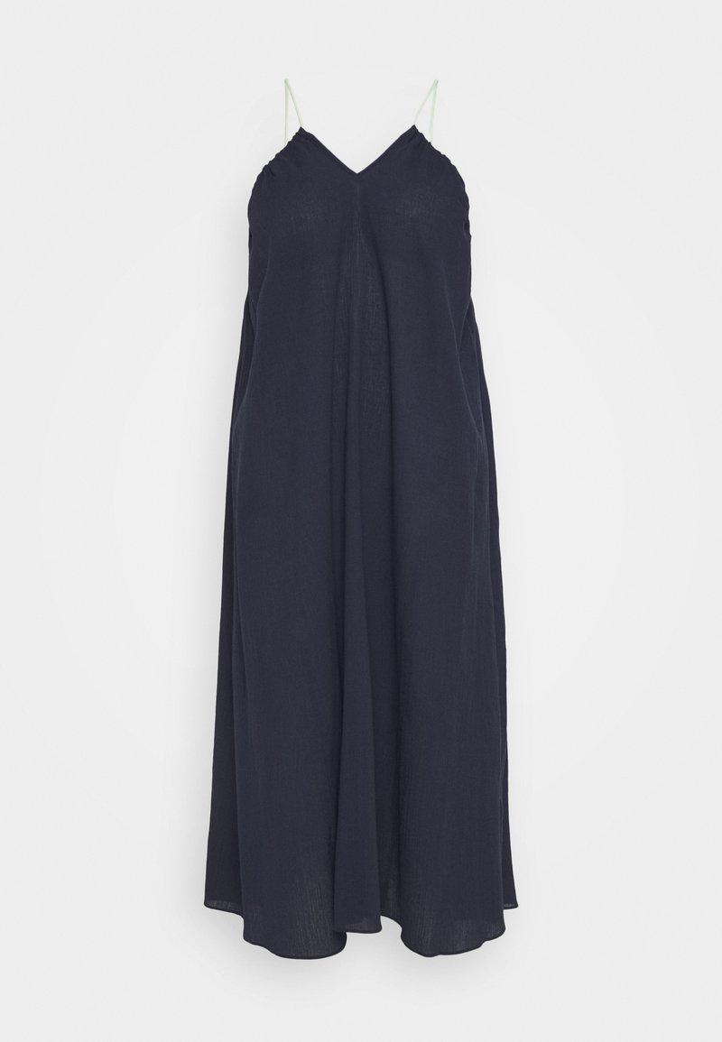 Armani Exchange - DRESSES - Maxi dress - blueberry jelly