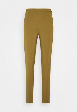 Trousers - industrial green