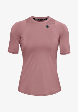 RUSH - Print T-shirt - bordeaux (502)